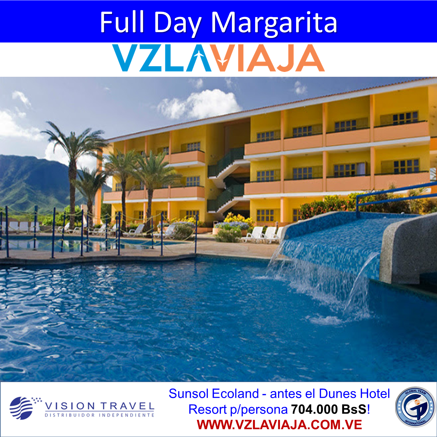 Full Day Isla Margarita